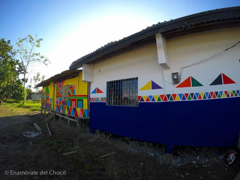Casa Comunal y Centro de Salud Vecinos de la Escuelita
